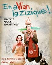 Affiche concert beaujolais en avant la zizique à charentay