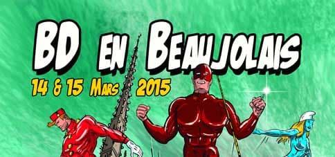 Festival BD en Beaujolais