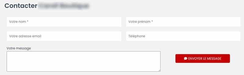 contacter les commerçant Villefranche Beaujolais