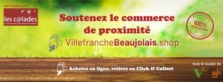 Marketplace VillefrancheBeaujolais