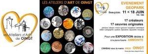 Atelier Art Oignt - Evénement géopark